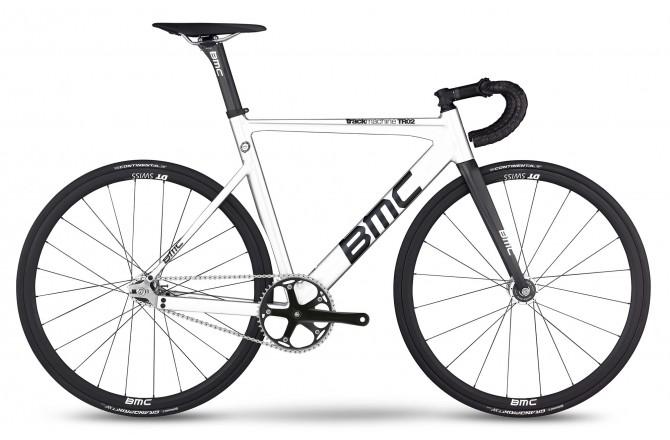 BMC Trackmachine TR02 Miche Brushed 2017 / Велосипед трековый, Трековые - в интернет магазине спортивных товаров Tri-sport!