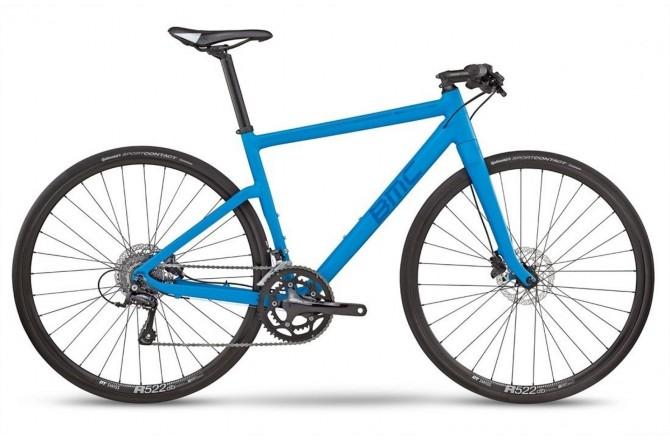 BMC MTB Alpenchallenge AC01 Sora Blue 2017 / Велосипед, Туринги - в интернет магазине спортивных товаров Tri-sport!