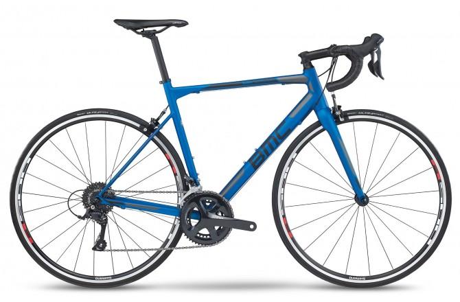 BMC Teammachine ALR01 Sora CT Blue 2017 / Велосипед шоссейный, Шоссейные - в интернет магазине спортивных товаров Tri-sport!