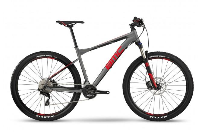 BMC Sportelite ONE grey/red/black 2018 / Велосипед MTB, Горные - в интернет магазине спортивных товаров Tri-sport!