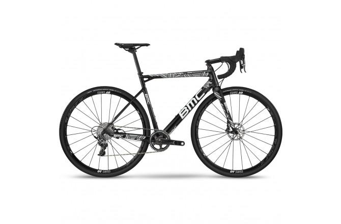 BMC Crossmachine CX01 ONE Carbon/Grey/Grey 2018 / Велосипед кроссовый, Циклокроссовые - в интернет магазине спортивных товаров Tri-sport!