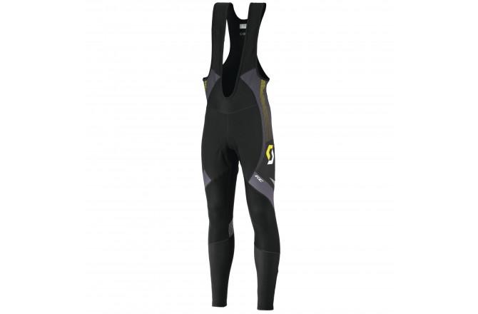 Рейтузы Scott FW16  AS RC Pro plus black/rc yellow, Рейтузы и брюки - в интернет магазине спортивных товаров Tri-sport!