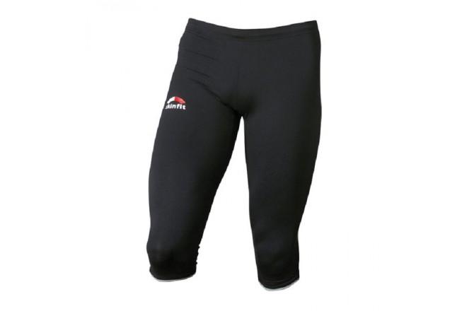 Skinfit Aero 3/4 Tights / Тайтсы для бега до колен мужские, Тайтсы - в интернет магазине спортивных товаров Tri-sport!