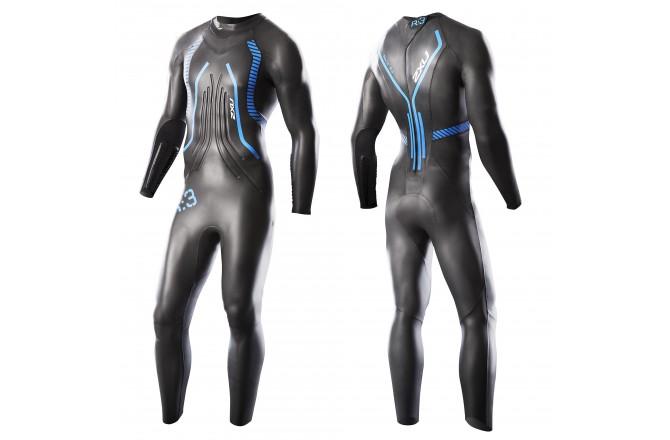 2XU Men's R:3 Race Wetsuit / Гидрокостюм для триатлона мужской, Гидрокостюмы и аксессуары - в интернет магазине спортивных товаров Tri-sport!