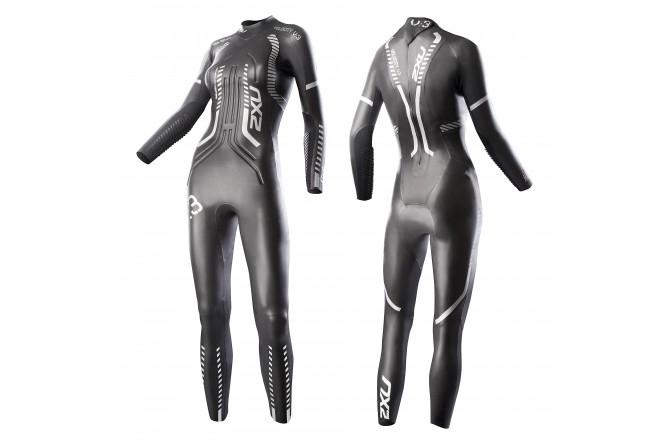 2XU Women's V:3 Race Wetsuit / Гидрокостюм для триатлона женский, Гидрокостюмы и аксессуары - в интернет магазине спортивных товаров Tri-sport!
