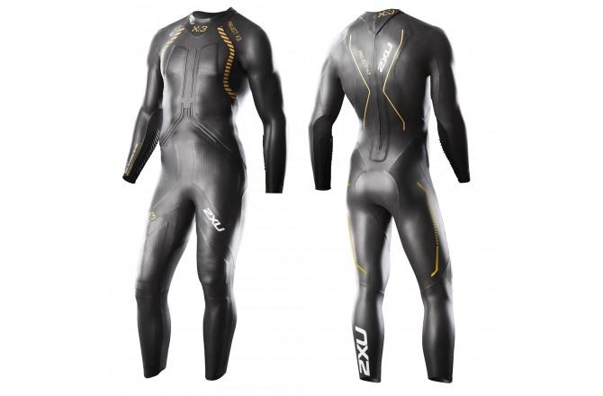 2XU Men's X:3 Project X Wetsuit / Гидрокостюм для триатлона мужской, Гидрокостюмы и аксессуары - в интернет магазине спортивных товаров Tri-sport!