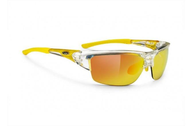 Rudy Project Ryzer Crystal - Mls Orange Frz Yell Ins / Очки, Очки - в интернет магазине спортивных товаров Tri-sport!
