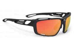 Rudy Project Sintryx Matt Black - Multilaser Orange/Smoke Black/Transparent / Очки