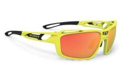 Очки Rudy Project SINTRYX YELLOW FLUO Gloss - POLAR 3FX HDR Multilaser ORANGE, Оптика - в интернет магазине спортивных товаров Tri-sport!