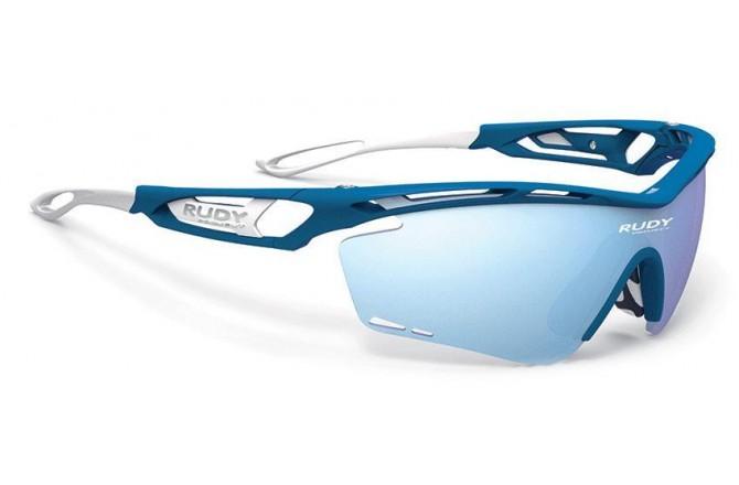 Rudy Project Tralyx Blue Metal Matt - Mls Ice / Очки, Очки - в интернет магазине спортивных товаров Tri-sport!
