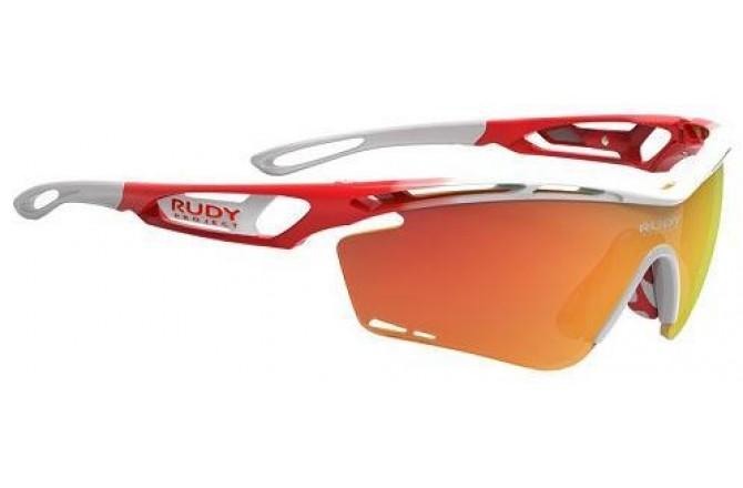 Rudy Project Tralyx Fade Racing Pro White Gloss - Ml Orange / Очки, Очки - в интернет магазине спортивных товаров Tri-sport!