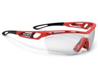 Очки Rudy Project TRALYX IMPACTX PHOTOCHROMIC 2BLACK-FIRE RED Gloss