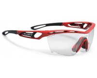 Rudy Project Tralyx Slim Fire Red Gloss - Impxt Photochromic 2 Black / Очки