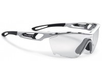 Rudy Project Tralyx Slim White Gloss - Impxt Photochromic 2 Black / Очки