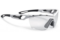 Rudy Project Tralyx Slim White Gloss - Impxt Photochromic 2 Black / Очки