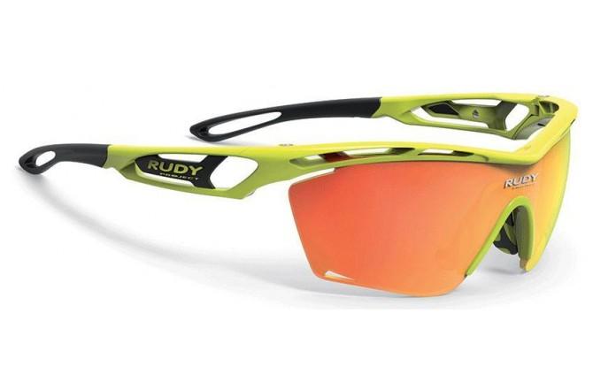 Rudy Project Tralyx Slim Yellow Fluo Gloss - Mls Orange / Очки, Очки - в интернет магазине спортивных товаров Tri-sport!