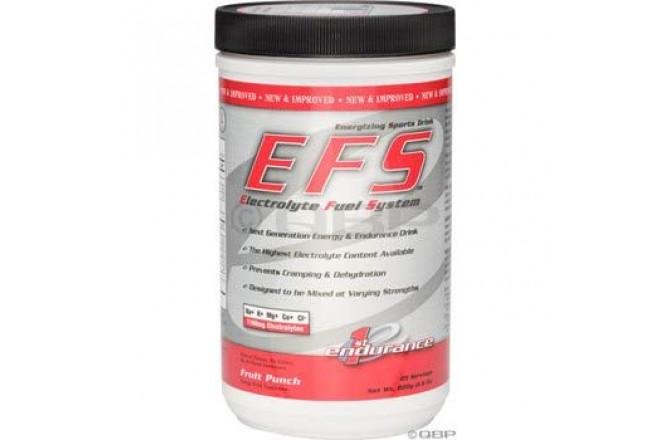 First Endurance EFS Drink 800 g Fruit Punch/ Изотонический комплекс, Изотоники - в интернет магазине спортивных товаров Tri-sport!