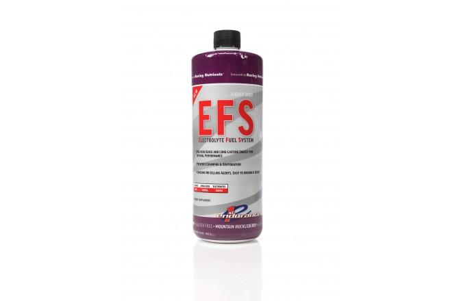 First Endurance EFS Liquid Shot Mountain Huckleberry 950 ml / Гель энергетический, Гели - в интернет магазине спортивных товаров Tri-sport!