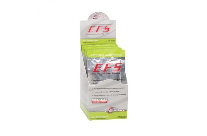First Endurance EFS Drink 32 g Lemon-Lime / Изотонический комплекс 1 порция, Изотоники - в интернет магазине спортивных товаров Tri-sport!