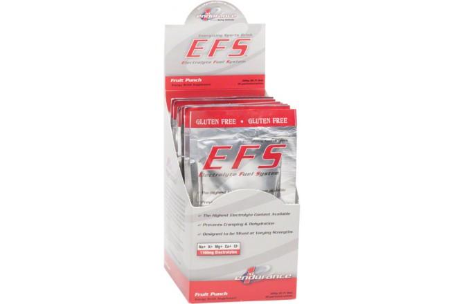 First Endurance EFS Drink 32 g Fruit Punch / Изотонический комплекс 1 порция, Изотоники - в интернет магазине спортивных товаров Tri-sport!