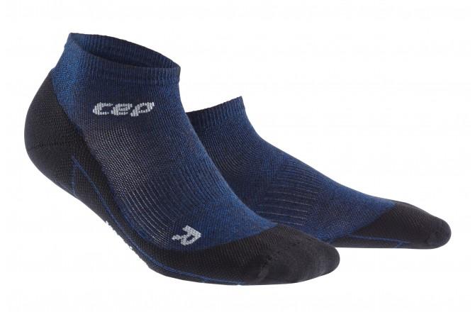 CEP Merino Low-Cut Socks / Женские короткие гольфы, с шерстью мериноса, Носки - в интернет магазине спортивных товаров Tri-sport!