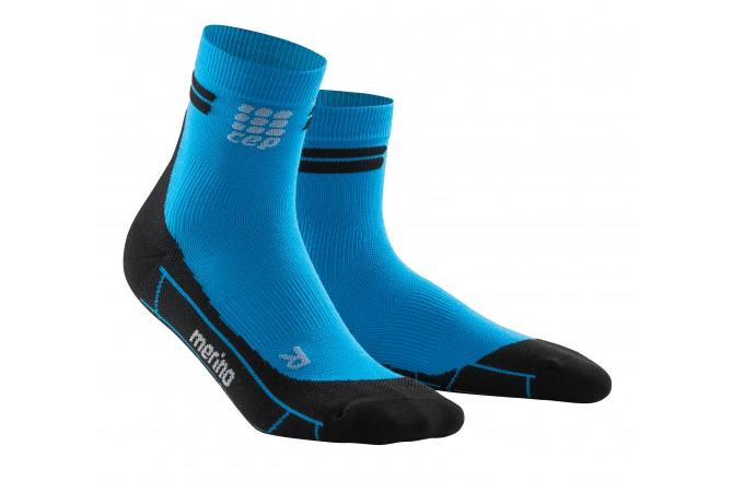 CEP Merino Short Socks / Мужские укороченные гольфы, с шерстью мериноса, Носки - в интернет магазине спортивных товаров Tri-sport!
