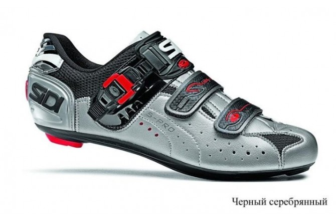 Велотуфли SIDI GENIUS 5, Для шоссе - в интернет магазине спортивных товаров Tri-sport!