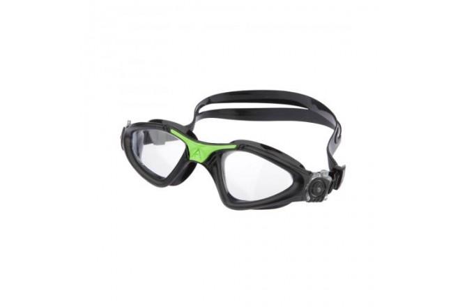 Aqua Sphere Kayenne (черная рамка, прозр. линзы, зеленая перен.) / Очки для плавания, Очки для открытой воды и тренировок - в интернет магазине спортивных товаров Tri-sport!