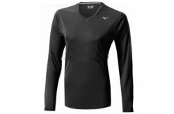 Mizuno DRYLITE Core L/S Tee (W) / Рубашка беговая женская, Утепленные футболки - в интернет магазине спортивных товаров Tri-sport!