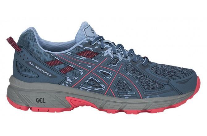 Asics GEL-Gel Venture 6 / Мужские кроссовки, По бездорожью - в интернет магазине спортивных товаров Tri-sport!