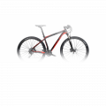 Wilier 501 XN+ SRAM X1'16 Black Red Fluo / Велосипед MTB
