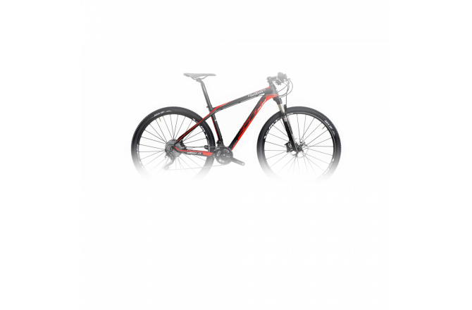 Wilier 501 XN+ SRAM X1'16 Black Red Fluo / Велосипед MTB, Горные - в интернет магазине спортивных товаров Tri-sport!