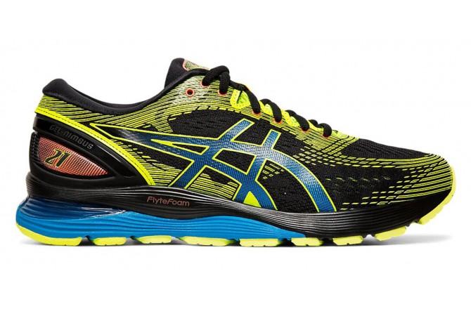Asics GEL-Nimbus 21 Sp / Мужские кроссовки, Зимние - в интернет магазине спортивных товаров Tri-sport!
