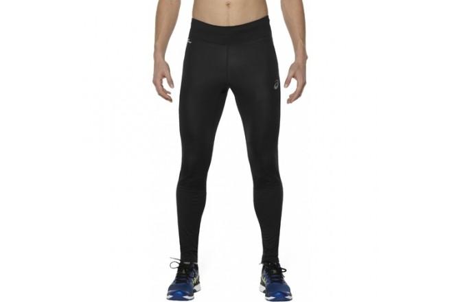 Asics WINDSTOPPER TIGHT/Тайтсы мужские, Черные, Утепленные тайтсы - в интернет магазине спортивных товаров Tri-sport!