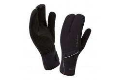 SealSkinz Handle Bar Mitten Black / Варежки, Шапки, перчатки, носки - в интернет магазине спортивных товаров Tri-sport!
