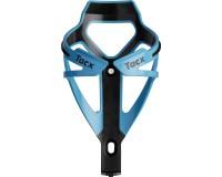 Tacx Foxy / Флягодержатель черно-синий