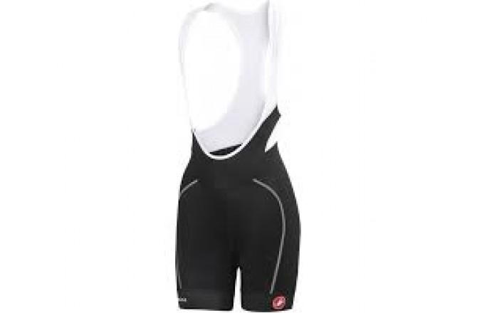 Castelli VELOCISSIMA BIBSHORT W`S/ Велотрусы с лямками женские, Шорты - в интернет магазине спортивных товаров Tri-sport!