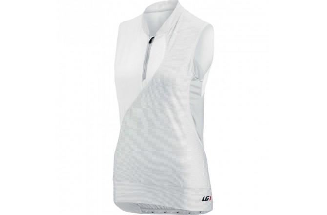 Louis Garneau W'S STELLA TOP WHITE / Веломайка женская, Джерси - в интернет магазине спортивных товаров Tri-sport!