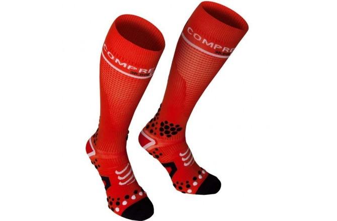 COMPRESSPORT Full Socks V2 / Компрессионные гольфы, Компрессионные гольфы и гетры - в интернет магазине спортивных товаров Tri-sport!