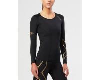 2XU Женская компрессионная футболка с длинным рукавом