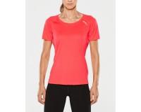 2XU GHST Short Sleeve Top / Женская футболка для бега