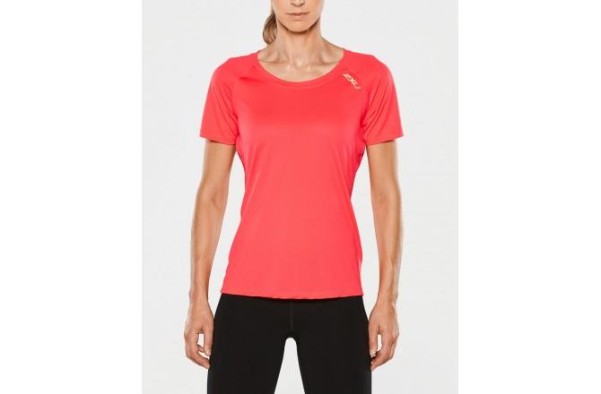 2XU W`s Женская футболка для бега серия GHST, Футболки, майки, топы - в интернет магазине спортивных товаров Tri-sport!