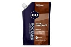 GU Roctane Energy Gel шоколад- морская соль /  Гель энергетический 480 г, Питание - в интернет магазине спортивных товаров Tri-sport!