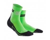CEP Merino Short Socks / Женские укороченные гольфы для бега с шерстью мериноса