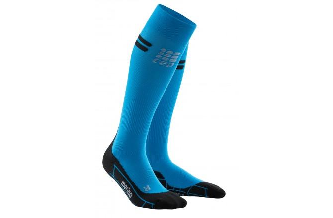 CEP Merino Socks / Мужские компрессионные гольфы, с шерстью мериноса, Гольфы - в интернет магазине спортивных товаров Tri-sport!