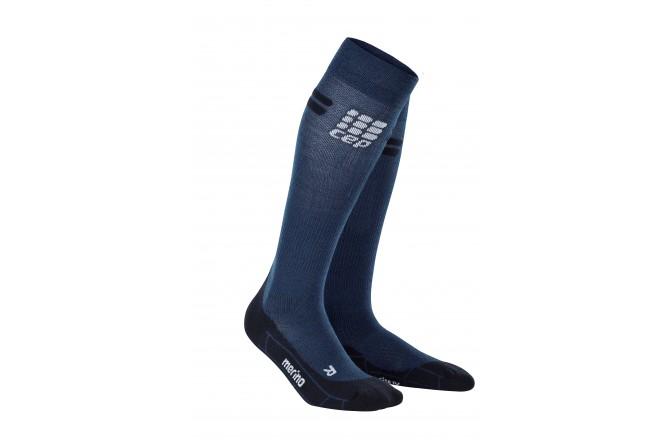 CEP Merino Socks / Женские компрессионные гольфы, с шерстью мериноса, Компрессионные гольфы и гетры - в интернет магазине спортивных товаров Tri-sport!