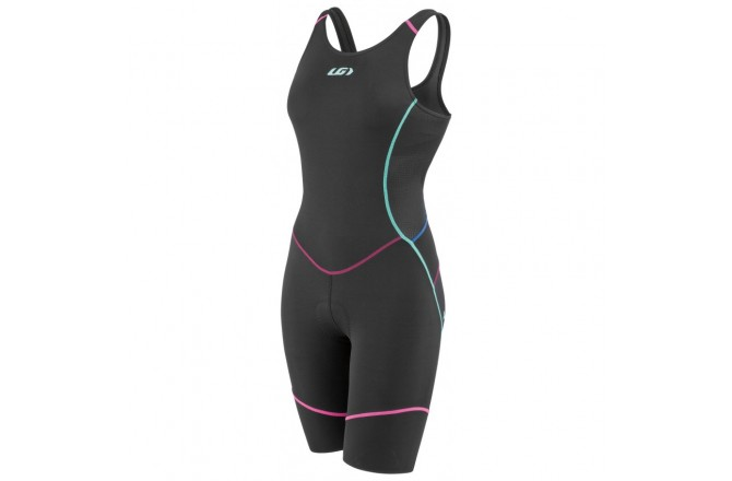 Louis Garneau W'S TRI COMP OPEN-BACK SUIT / Комбинезон для триатлона женский@, Стартовые костюмы - в интернет магазине спортивных товаров Tri-sport!