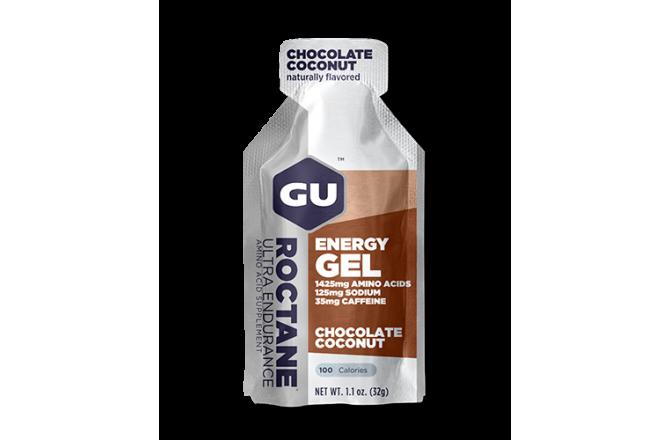 GU Roctane Gel шоколад-кокос / Гель энергетический, Гели - в интернет магазине спортивных товаров Tri-sport!