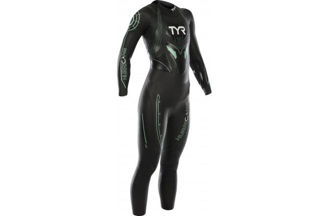 TYR Wetsuit Female Hurricane Cat 3 / Гидрокостюм для триатлона женский, Гидрокостюмы и аксессуары - в интернет магазине спортивных товаров Tri-sport!