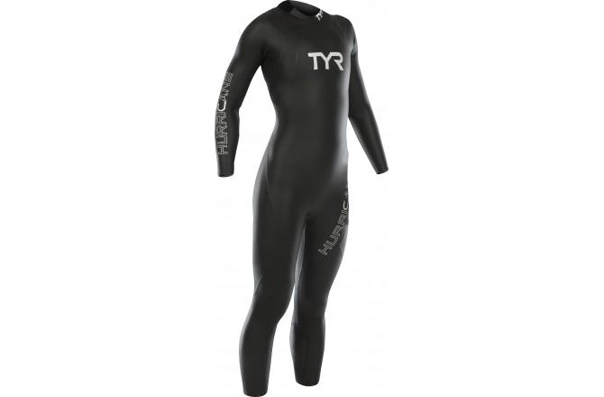 TYR Wetsuit Female Hurricane Cat 1 / Гидрокостюм для триатлона женский, Гидрокостюмы и аксессуары - в интернет магазине спортивных товаров Tri-sport!
